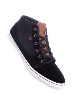 DC-Shoes Tonik-Mid - titus-shop.com  #ShoeWomen #ShoesFemale #titus #titusskateshop