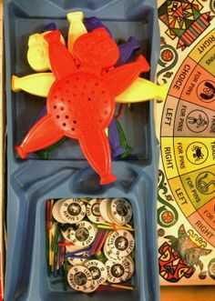 Mystic Skull board game, 1960s