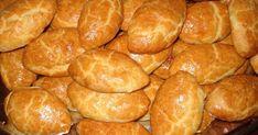 ΥΛΙΚΑ * 1 βιτάμ * 1 γιαούρτι * 1 φαριναπ * 1 κουτ. γλυκού ζάχαρη * 1 κουτ. γλυκού αλάτι * 300-350 γρ. φέτα * λίγο κόκκινο γλυκό πιπέρι * 1... Mykonos Island, Fun Recipes, Pretzel Bites, Good Food, Cupcakes, Entertaining, Bread, Cooking, Basel