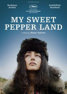 My sweet Pepper Land, Hiner Saleem (2014) avec Golshifteh Farahani et Korkmaz Arslan