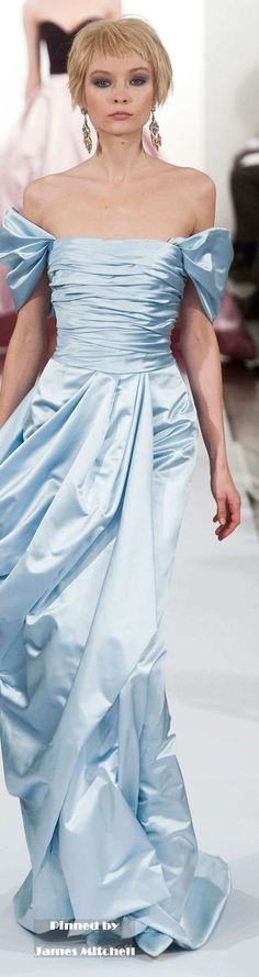 Oscar de la Renta Collection Fall 2014 Ready to Wear