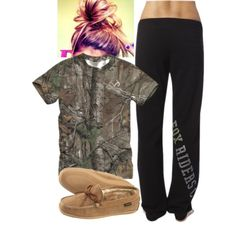 """Outfit of the Day"" by backwoods-princess on Polyvore"