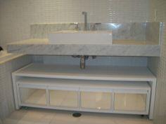 Banheiro planejadoFabricação propria,Moveis Exclusivos E-mail:anderson.trufeli@gmail;com Telefone para Contato:(11)  9-9452-5805