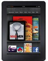 KINDLE FIRE - This isn't an iPad. It looks a lot like an iPad, works a lot like one, and most importantly, is under half the price of an iPad! Ladies and gents, this is the Kindle Fire: the MUST HAVE gadget of 2012. It's a simple, well-crafted tablet PC that lets you read books, newspapers and magazines; watch videos; play games; and browse apps, all in the palm of your hand. It's sharp display, intuitive touchscreen and beautiful user interface are just amazing for a price of $199.