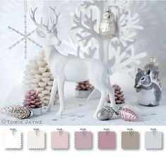 The Enchanted Forest Colour palette by toriejayne, via Flickr