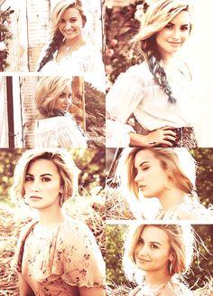 Demi's collage