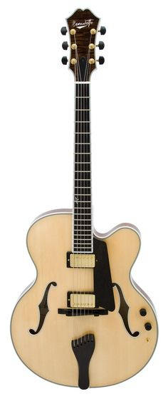 Benedetto Manhattan Custom Electric Guitar | Rainbow Guitars