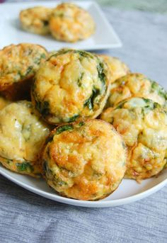 Vegetarian Breakfast Egg Muffins are a kid-friendly easy to make breakfast or lunch muffin With eggs vegetables cheese spinach and spices you will have a nutritions flavor-packed meal click now for more. Vegetarian Breakfast, Breakfast Dishes, Breakfast Recipes, Vegetarian Recipes, Vegetarian Muffins, Spinach Recipes, Breakfast Time, Egg Recipes, Breakfast Ideas