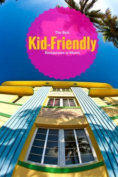 All the best kid-friendly spots in Miami!