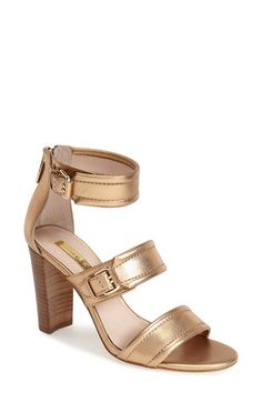 Louise et Cie 'Gisabel' Ankle Strap Sandal (Women) available at #Nordstrom