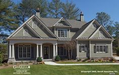Meadowmoore Cottage House Plan - Plan Number: 05336 | House Plans by Garrell Associates, Inc.   http://www.garrellassociates.com/floorplans/meadowmoore-cottage-house-plan