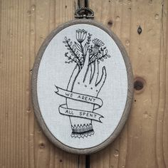 ARTIST OF THE WEEK: MEMORIAL STITCHES | Urban Outfitters Blog