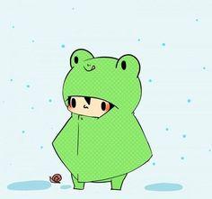 Chibi Frog