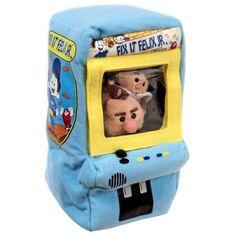 Disney Wreck-It Ralph Tsum Tsum Fix It Felix Jr. Disney Tsum Tsum, Disney Plush, Disney Toys, Food Pillows, Cute Pillows, Food Plushies, Fix It Felix Jr, Figurine Disney, Yummy World