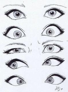 Disney Cartoon Eyes Drawing More - Eyes . - Makaron - Disney Cartoon Eyes Drawing More Eyes - Art Drawings Sketches, Cool Drawings, Pencil Drawings, Drawings Of Eyes, Hipster Drawings, Body Sketches, Drawings Of Girls Faces, Sketches Of Eyes, Simple Tumblr Drawings