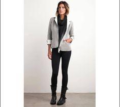 """176 curtidas, 7 comentários - MAI & MAI (@maiemai) no Instagram: """"MAI & MAI: Blazer Vista Mescla (R$ 290,00) #maiemai #moda #delivery #blazer"""""""