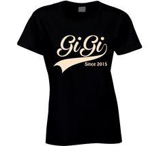GiGi since any year. Every GIGI Nana Grandma or Mimi would be so happy to have…