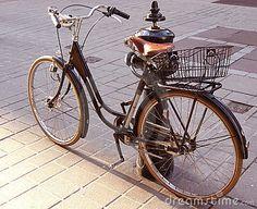Bicycle by Ewa Mazur, via Dreamstime