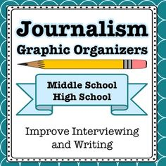 high school journalism writing activities