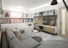 Inspirace obývací pokoj Flat Screen, Studio, House, Blood Plasma, Home, Flatscreen, Studios, Homes, Dish Display