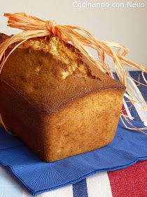 Cocinando con Neus: Plum cake de plátano y avellanas