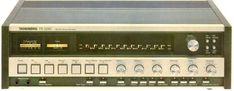 Tandberg TR 2080 AM FM Stereo Receiver