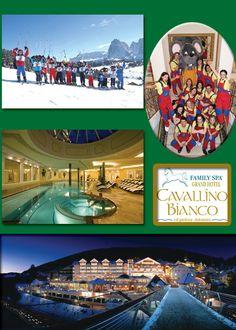 Cavallino Bianco Family Spa Grand Hotel*****S a Ortisei (Bz), il paradiso delle vacanze in famiglia
