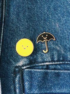 Little Shadow + Golden Hour Pin Set