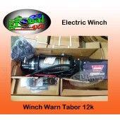 Winch warn Tabor 12 k