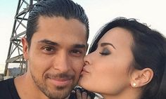 Demi Lovato and Wilmer Valderrama spend From Dusk Till Dawn together