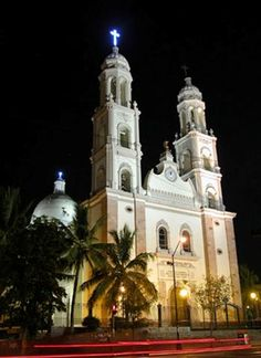 Church in Culiacán #Mexico #Culiacan  #Church #Faith #Architecture