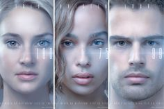 '​The Divergent Series: Allegiant​ — An Exclusive Look at the New Posters for the Film | Teen Vogue