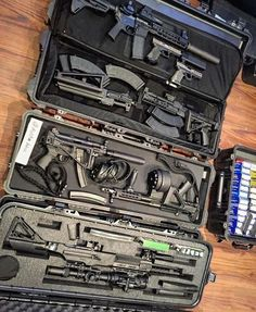 Too much for one or two people but nice kit nonetheless. Loading that magazine is a pain! Get your Magazine speedloader today! http://www.amazon.com/shops/raeind