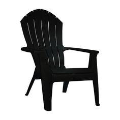 Adams Big Easy Resin Adirondack Chair Earth (8390-60-3700) - Adirondack & Rocking Chairs - Ace Hardware