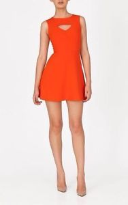 NWT $168 French Connection Red Dress, Size 2