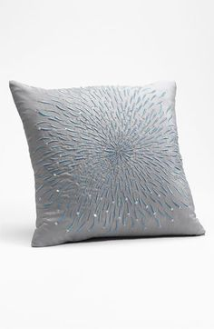 Nordstrom 'Exploded Flower' Pillow - maybe an upgrade for my office...