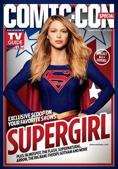Comic-Con Special 2016. Melissa Benoist of Supergirl