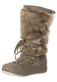 Botas para la nieve - gris