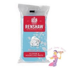 Renshaw Modelling Paste  Used for modelling and creating petals for flowers.