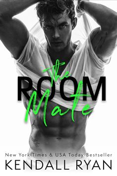 #bookreview The Room Mate by Kendall Ryan  Honest review of this book.   Spoilers Alert.      Cannon is a med student and is applying for his residency. Paige is a 28 year old wh...