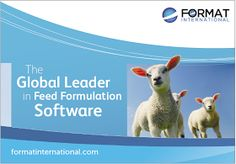 Format International Ltd is an independent company specialising in the design, authoring and marketing of recipe optimisation, ingredient allocation and food & feed formulation solutions for the animal feed, aqua feed, pet food, human food, premix and other industries