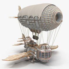 airship air model airship air model model m. Steampunk Kunst, Steampunk Ship, Steampunk Design, Steampunk Fashion, Sculpture Metal, Cardboard Sculpture, Cardboard Art, Zeppelin, Estilo Tim Burton