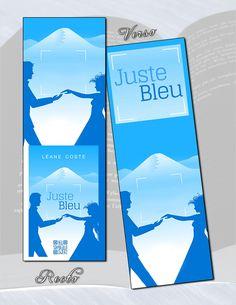 Juste Bleu L185 Ps, Collection, Livres, Blue, Photo Manipulation