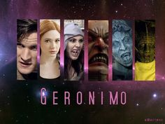Geronimo - doctor-who Wallpaper