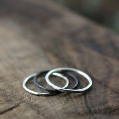 minimal rings