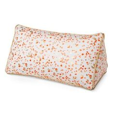 Oh Joy!'s 2017 Spring Collection Is Here & We Want It All #refinery29  http://www.refinery29.com/2016/12/134069/oh-joy-target-spring-2017#slide-25  Oh, Joy! Triangle Pillow In Abstract Dot, $24.99, available at Target....