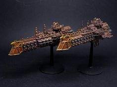 Battlefleet Gothic, Tyrant and Dominator 2