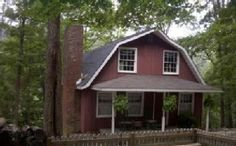 Stewart House - RUSTIC, wooded, lake front cabin with private dock - Dunmor, Kentucky