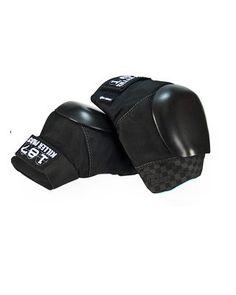 187 - Pro Derby Knee Pads (black-black)