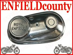NEW ROYAL ENFIELD BULLET OUTER CHAIN CASE COVER 4 SPEED